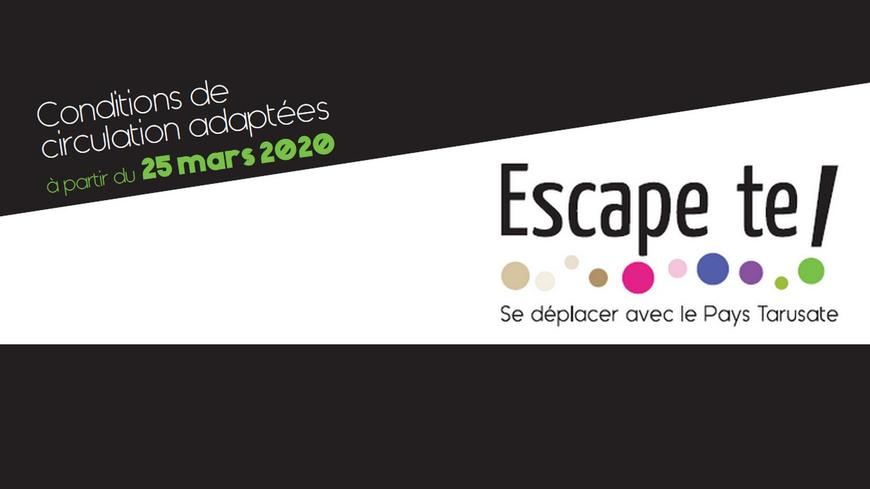 Escape Te ! adapte ses services
